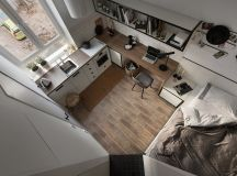 Designing A Living Space Under 18 Square Metres: Challenge Accepted images 3