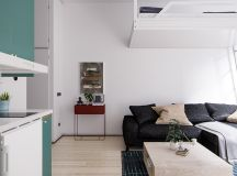 4 Small Space Apartments That Use Clever Ways To Maximize Space images 0
