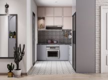 50 Lovely L-Shaped Kitchen Designs And Tips You Can Use From Them images 38