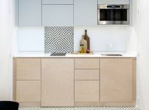 50 Wonderful One Wall Kitchens And Tips You Can Use From Them images 37