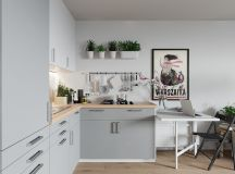 50 Lovely L-Shaped Kitchen Designs And Tips You Can Use From Them images 27