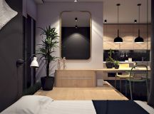 4 Small Space Apartments That Use Clever Ways To Maximize Space images 12