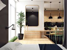 4 Small Space Apartments That Use Clever Ways To Maximize Space images 11