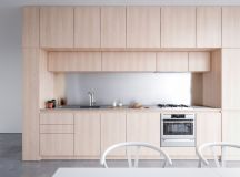 50 Wonderful One Wall Kitchens And Tips You Can Use From Them images 44