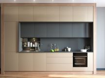 50 Wonderful One Wall Kitchens And Tips You Can Use From Them images 18