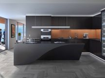 50 Stunning Modern Kitchen Island Designs images 4