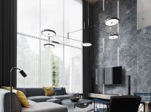 Black Decor With Colourful Accents images 0