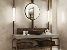 51 Industrial Style Bathrooms Plus Ideas & Accessories You Can Copy From Them images 6