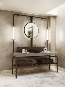 Industrial Style Bathrooms Ideas & Accessories