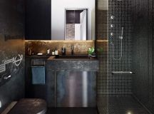 51 Industrial Style Bathrooms Plus Ideas & Accessories You Can Copy From Them images 4