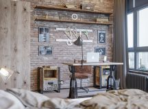 Four Types of Industrial Style Decor images 11