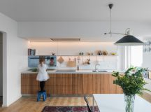 50 Wonderful One Wall Kitchens And Tips You Can Use From Them images 0