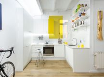 50 Lovely L-Shaped Kitchen Designs And Tips You Can Use From Them images 1