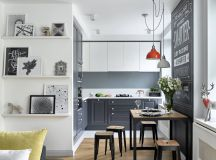 50 Lovely L-Shaped Kitchen Designs And Tips You Can Use From Them images 21