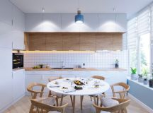 50 Lovely L-Shaped Kitchen Designs And Tips You Can Use From Them images 24