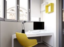37 Minimalist Home Offices That Sport Simple But Stylish Workspaces images 17