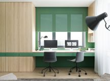 37 Minimalist Home Offices That Sport Simple But Stylish Workspaces images 6