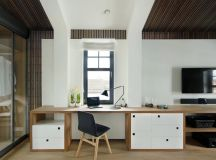 37 Minimalist Home Offices That Sport Simple But Stylish Workspaces images 22