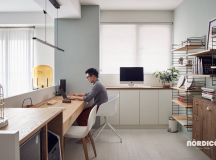 37 Minimalist Home Offices That Sport Simple But Stylish Workspaces images 25