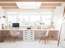 37 Minimalist Home Offices That Sport Simple But Stylish Workspaces images 15
