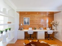 37 Minimalist Home Offices That Sport Simple But Stylish Workspaces images 23