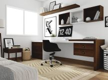 37 Minimalist Home Offices That Sport Simple But Stylish Workspaces images 21