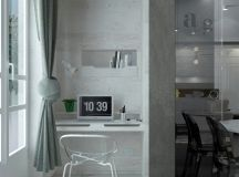 37 Minimalist Home Offices That Sport Simple But Stylish Workspaces images 9