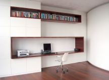 37 Minimalist Home Offices That Sport Simple But Stylish Workspaces images 11