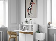 37 Minimalist Home Offices That Sport Simple But Stylish Workspaces images 2