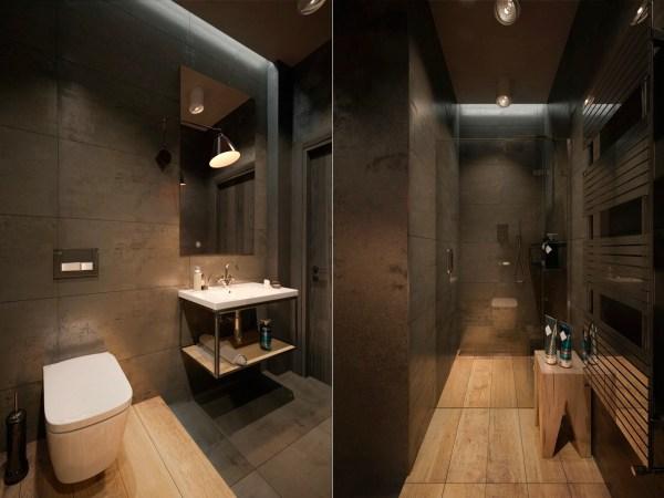 Industrial Style Bathrooms Ideas & Accessories Copy