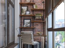 33 Inspiring Industrial Style Home Offices That Sport Beautiful Workspaces images 31