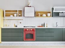50 Wonderful One Wall Kitchens And Tips You Can Use From Them images 8