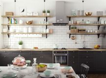 50 Wonderful One Wall Kitchens And Tips You Can Use From Them images 5