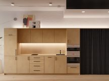 50 Wonderful One Wall Kitchens And Tips You Can Use From Them images 23