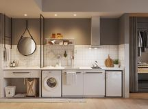 50 Wonderful One Wall Kitchens And Tips You Can Use From Them images 3