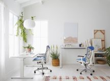 37 Minimalist Home Offices That Sport Simple But Stylish Workspaces images 33