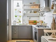 50 Lovely L-Shaped Kitchen Designs And Tips You Can Use From Them images 6