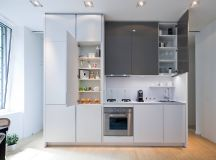 50 Wonderful One Wall Kitchens And Tips You Can Use From Them images 13