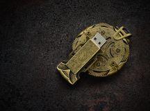 Product Of The Week: A Beautiful, Mechanically Locked USB Drive images 0