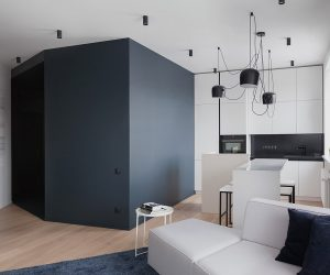 An Apartment With A Complex Geometry
