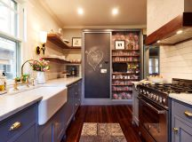 50 Gorgeous Galley Kitchens And Tips You Can Use From Them images 36