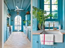 50 Gorgeous Galley Kitchens And Tips You Can Use From Them images 45