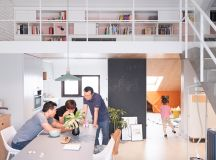 A Bright And Modern Family Home In Beijing images 17