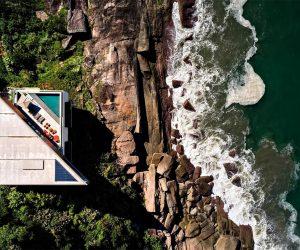 Luxury Cliff Top Residence in São Paulo, Brazil