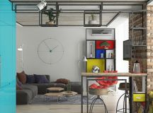 Piet Mondrian Inspired Interior Design To Give Your Home The De Stijl Flair images 13