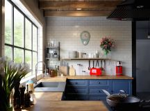 50 Unique U-Shaped Kitchens And Tips You Can Use From Them images 46