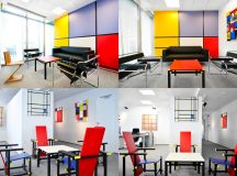 Piet Mondrian Inspired Interior Design To Give Your Home The De Stijl Flair images 46