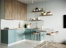 Modern And Youthful: 4 Small Apartments With Fierce Style images 17