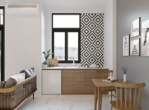 Modern And Youthful: 4 Small Apartments With Fierce Style images 3