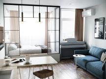 Modern And Youthful: 4 Small Apartments With Fierce Style images 16